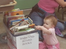 Young Readers Welcome