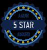 Five Star Badge